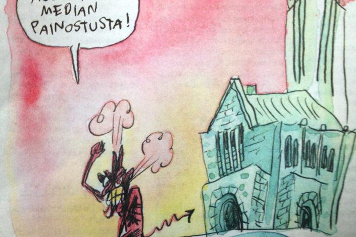 Kirkko Ja Kaupunki Lehti