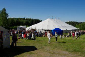 Kansan Raamattuseuran juhlavuoden Suvipäivät vietetään Vivamossa, Lohjalla.