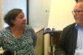 Anne Hyvönen ja Ilari Rantakari sanailivat kiivaasti Radio Dein Viikon debatissa Helsinkiin suunnitteilla olevasta islamilaisesta suurmoskeijasta.