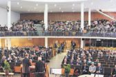 Noin 700 johtajaa helluntailiikkeestä kokoontui Syyspäiville Tampereelle. Kuva: Rauno Nytorp