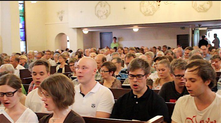 Oulun Rauhan Sana