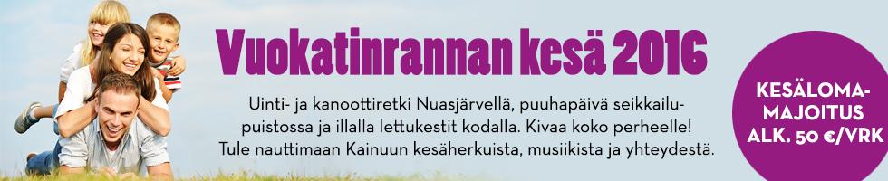 Suomen Raamattuopisto – Vuokatinrannan kesä vko 21