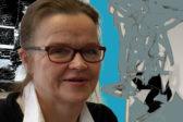 """Sisäministeriön kansliapäällikkö Päivi Nergin mielestä Suomessa täytyy """"todella miettiä yhteisvastuuta"""", jotta maahanmuuttajien kotoutuminen onnistuisi. Kuva: Anu Lehtipuu"""
