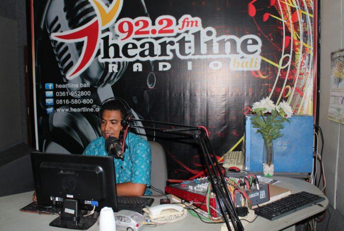 Heartline FM Bali
