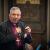 Luterilaisen Maailmanliiton puheenjohtaja piispa Munib A. Younan.