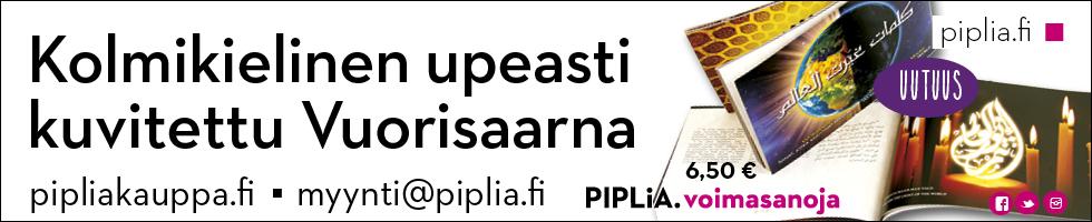 Pipliaseura maxibanneri Vuorisaarna