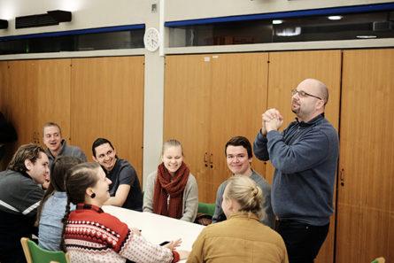 Opko ja Petrus Församling järjestivät yhdessä Disciple16-konferenssin. Kuva: Ilkka Kontturi