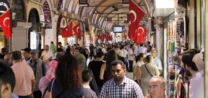 Basaari Istanbulissa