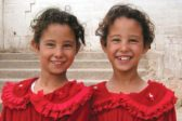 Pipliaseuran joulukampanjassa kerätään varoja palestiinalaisille kristityille lapsille. Kuva Pipliaseura