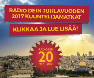 Radio Dei kuuntelijamatkat