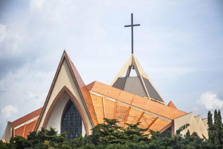 Kirkko Abujassa, Nigeriassa. Kuva: Istockphoto
