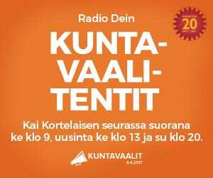 Radio dei kuntavaalit