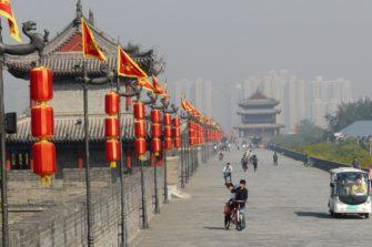uutta ja vanhaa Kiinassa