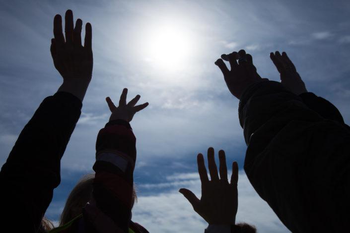 Helatorstaina juhlitaan Kristuksen taivaaseenastumista - Seurakuntalainen