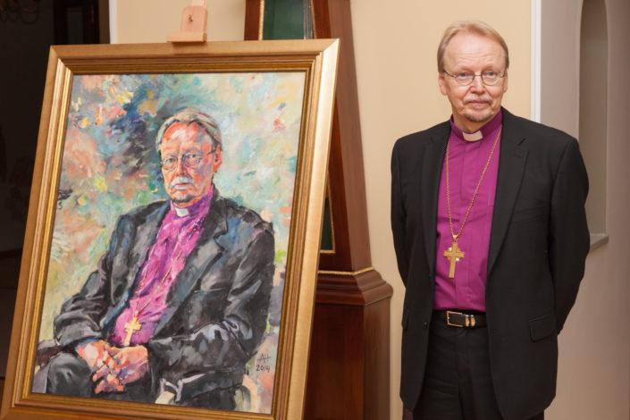 Arkkipiispa Kari Mäkinen jää eläkkeelle 1.6.2018 - Seurakuntalainen