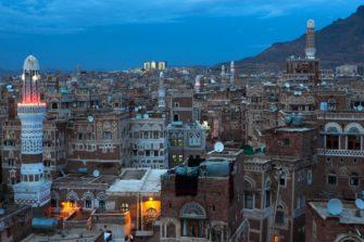 Jemenin pääkaupunki Sanaa