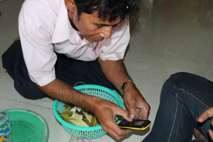 kambodžalaismies