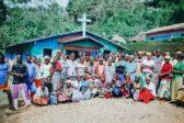 kristittyjä Etiopiassa