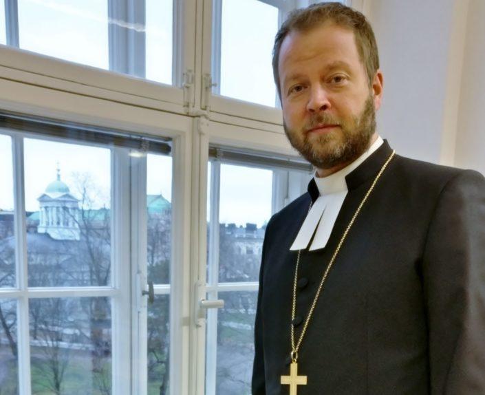 piispa Teemu Laajasalo