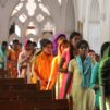 kirkossa Intiassa
