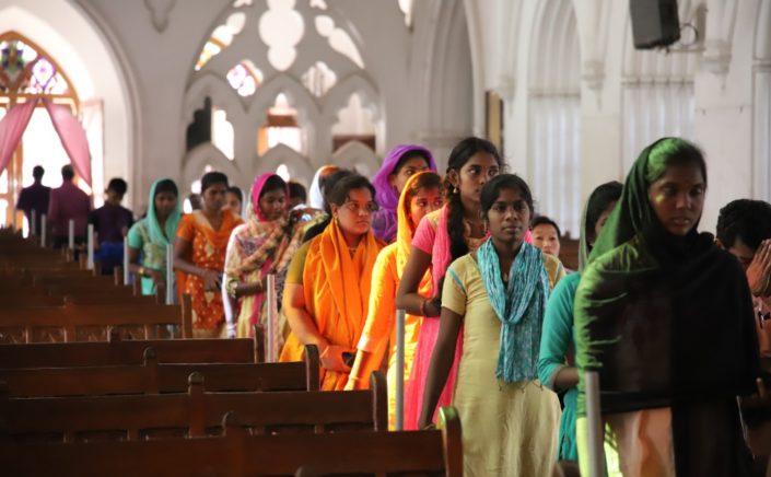 Kristinusko Intiassa