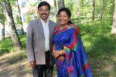 Augustin Bhuinya ja Supriya Suraj