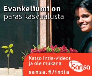 Sansa artikkeli Intia