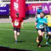 Helsinki City Run -juoksijoita