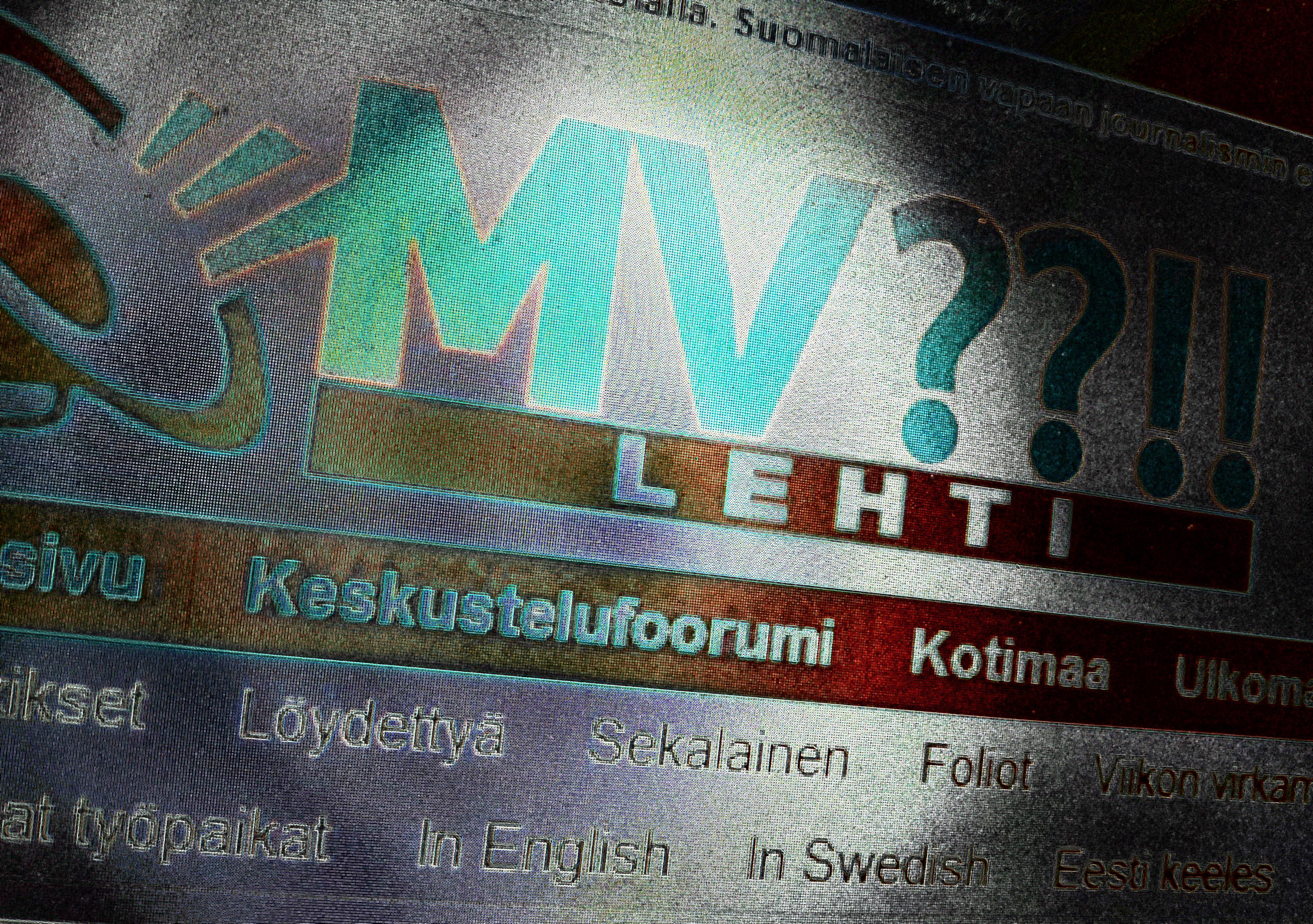 Hovrätten sänker straffet för Johan Bäckman i fallet MV-lehti