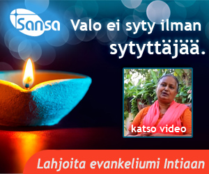 SANSA JOULUKERÄYS