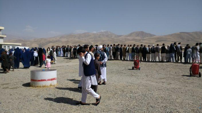 Afganistanissa huono uskonnonvapaustilanne