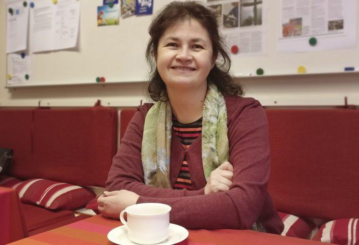 Oksana Dyba.