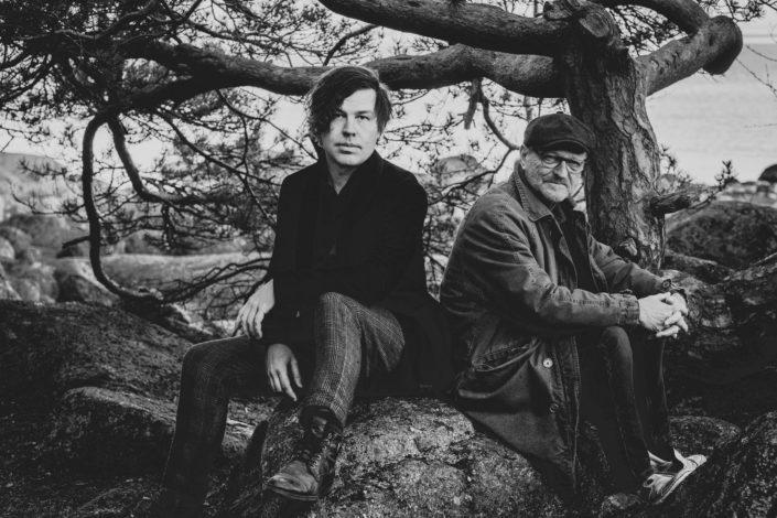 Tommi Kalenius ja Tommy Hellsten