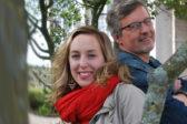 Soulia ja gospelia – tytär Heidi Simelius ja isä Pekka Simojoki. Kuva: Mikael Juntunen