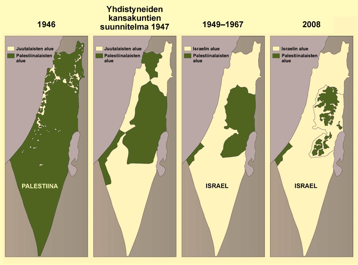 Miksi Syksyn Ylioppilaskoe Vaaristelee Israelin Historiaa