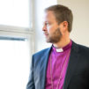 Helsingin piispa Teemu Laajasalo.