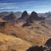 Kuva Algerian vuoristosta