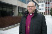 Bo-Göran Åstrand kirkolliskokouksessa marraskuussa 2019. Kirkon kuvapankki / Aarne Ormio