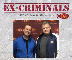 Ex-criminals helmikuu neliö
