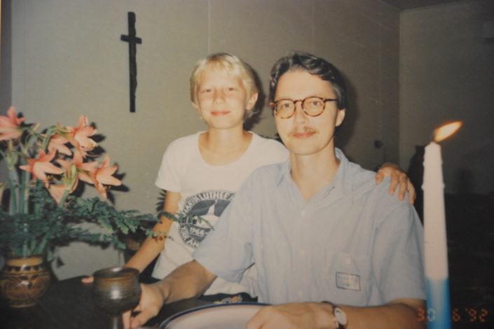 Miika Auvinen ja Juha Auvinen