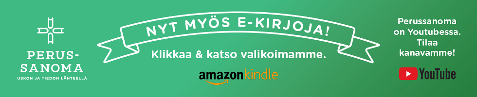 Perussanoma E-kirjat 5.8.-9.8.2020