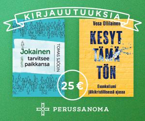 PS uutuudet (Sjödin+Ollilainen) 31.8.2021 asti