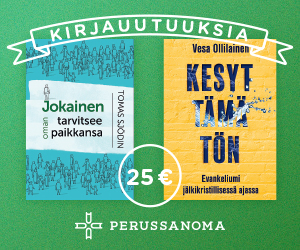 PS uutuudet (Sjödin+Ollilainen) 18.9.2020 asti