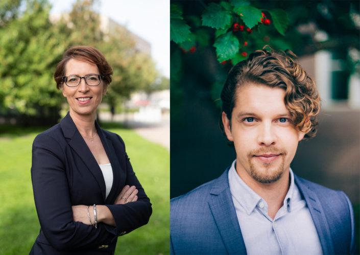 Sari Essayah, Heikki Westman