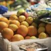Vuonna 2020 iso osa kirkon diakoniatyöstä oli ruoka-aputyötä. Ruokakasseja jaetiin kaksinkertainen määrä edellisvuoteen verrattuna. Kuva: Sari Savela