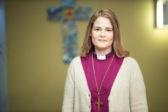 Piispa Mari Leppänen.