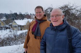 Daniel ja Leif Nummela
