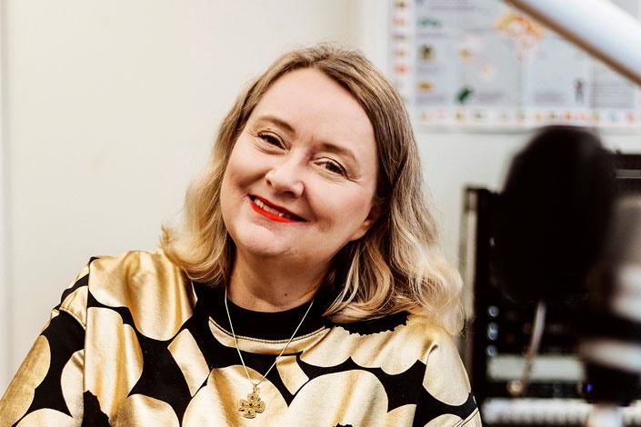 Kirsi Rostamo.