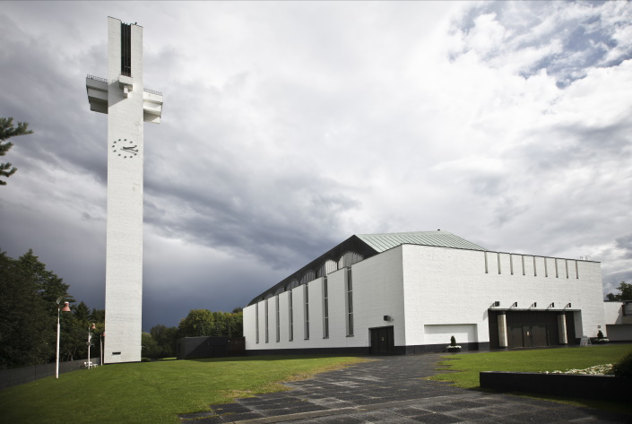 Lakeuden Risti -kirkko.
