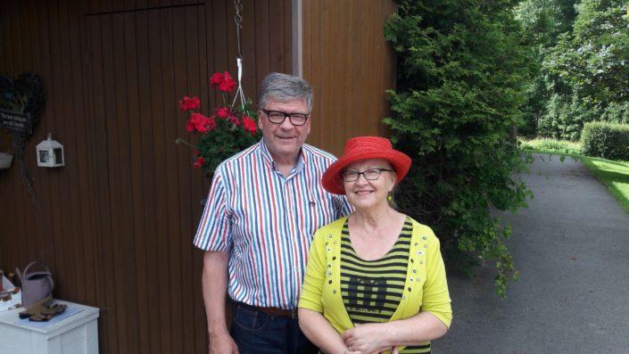 Maija ja Hannu Nyman